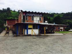 Hospedaje Los Camioneros, Troncal de Occidente, Km 17.5 Sector la Manuela , 170008, La Manuelita