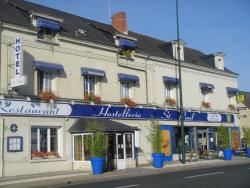 Logis Hostellerie Saint Paul, 30 Rue Nationale, 49680, Vivy