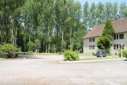Hôtel La Peupleraie, Route Nationale 1, 80120, Nampont-Saint-Martin