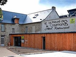 Logis Hotel Le Prieure Des Gourmands, Rue Du Prieuré., 44540, Bonnoeuvre