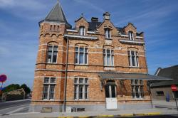 D'Oude Statie, Stationsstraat 2A, 8600, Диксмёйде
