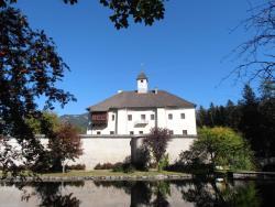 Ferienwohnung Schloss Dornbach, Dornbach 23, 9853, Gmünd in Kärnten