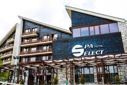 Spa Hotel Select - Halfboard, 4 Edelweiss Str., 4600, 韦林格勒
