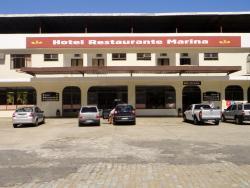 Hotel e Restaurante Marina, Rodovia Presidente Dutra Km 217, 26600-000, Ponte Coberta