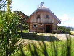 Almrauschhütte, Granitzen 33a, 8742, Mönchegg