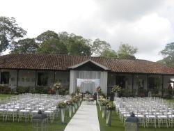 Hotel Hacienda El Roble, Vereda El Carrizal, Santander Colombia, 880001, Pescadero