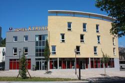 Kyriad Charleville Mezieres, Place Bozzi, 08000, Charleville-Mézières