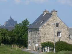Chambres D'hôtes au Saint Avit, 15 rue de Montitier, 50170, Huisnes-sur-Mer