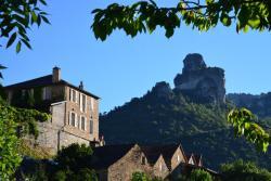Ermitage de Peyreleau, 21, rue de l'Eglise, 12720, Peyreleau