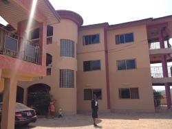 Paradise Lodge Ghana, No. 23 Gold Street, Paradise Residential Area (Pillar 2), 0000, Anumle