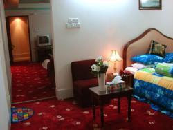 Grand Prince Hotel, Paradise Plaza Com.Plot no. 6 & 11, Mirpur-1, 1216, Дакка