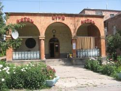 Hotel Life, Shahumyan 10/1, 3701, Jermuk
