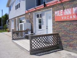 Mile Inn Motel, 151 Highway 6, N0H 2T0, Wiarton