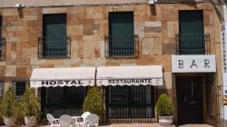 Hostal Restaurante Bustos, Carretra N-IIIa, km 94'400, 16420, Villarrubio