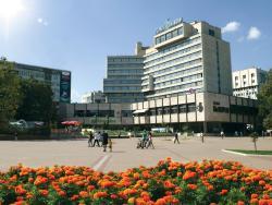 Hotel Bulgaria, 8, Svoboda Square, 9300, Dobrich