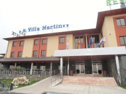 Area de Servicio Villamartín, Carretera Nacional VI km399 Villamartín de la Abadía, 24550, Villamartín de la Abadía