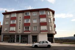 Hotel Río Ulla Monterroso, Avenida de Lugo, 142, 27560, Monterroso