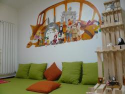Xi'an Totoro Hostel, Room1701 Unit2 Building2 Xinqingxinyuan, Xinqing Alley, Changlefang Street , 710000, Xian