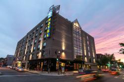 Best Western Plus Centre-ville/City Centre Québec, 330 Rue de la Couronne, G1K6E6, Quebec City