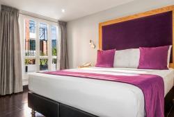 Hotel Le Manoir Bogotá, Calle 105 N° 17A-82, 110111, Bogotá