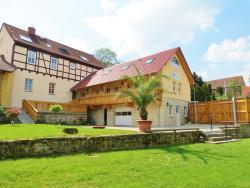 Landhotel Altes Pfarrhaus, Straße der DSF 20, 06578, Bilzingsleben