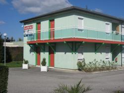 Fasthotel Grenoble Moirans-Voreppe, 230 Rue de l'Eygala, 38430, Moirans