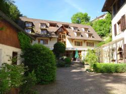 Hotel Restaurant Bibermühle, Untere Mühle 1, 78250, Tengen