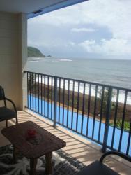 Galusina Hotel, Namo Beach, 000, Solosolo