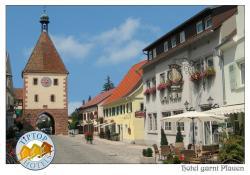 TIPTOP Hotel Garni Pfauen, Hauptstr. 78 / Porte de ville, 79346, Endingen