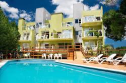 Oasis Apart-Spa, Mar Azul // 28 y 29, 7100, Mar de las Pampas