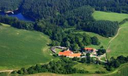 Tvrz Holešice Orlická přehrada, Chrást, Holešice, 398 55, Kamenice