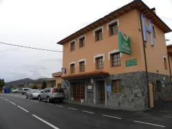 Hotel Restaurante Casa Fernando, Autovía del Cantábrico, salida 445, 33158, Ballota