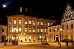 Hotel Nautilus, Žižkovo Náměstí 20, 39001, Tábor