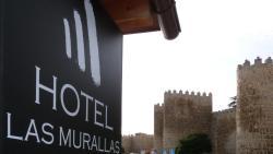 Hotel Las Murallas, Ronda Vieja s/n, 05001, Avila