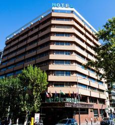 Hotel Condestable Iranzo, Paseo de la Estación, 32, 23008, Jaén