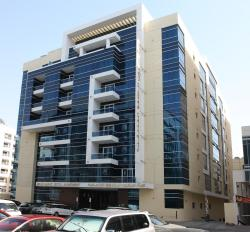 Royal Ascot Hotel Apartment - Kirklees 2, Bank Street,, Dubaj