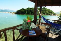Pousada Ilha do Papagaio, Ilha do Papagaio - Praia do Sonho, 88130970, Pinheira