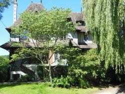 Villa Les Vikings, 15 Avenue De La Libération, 14130, Pont-l'Évêque