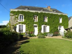 Le logis du Ray, le ray, 53290, Saint-Denis-d'Anjou
