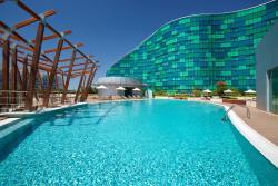 Hilton Capital Grand Abu Dhabi, Sheikh Rashid Bin Saeed Al Maktoum Street ,, Abu Dhabi
