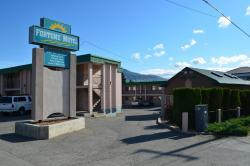 Fortune Motel, 654 Fortune Drive, V2B 2K6, Kamloops
