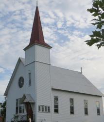 Maison-église M-P Villeneuve, 307 rue Principale, J0E 1X0, Mansonville