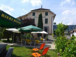 Hôtel-Restaurant de la Gare, Rue de la gare 18, 2855, Glovelier