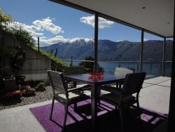 Luxury apartment Lake Maggiore, Via ai Monti 56, 6576, Gerra