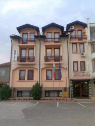 Hotel Vesta, 3, Chavdar Voivoda, 6100, 卡赞勒克