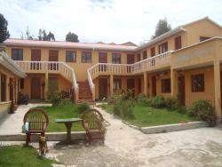 Hotel Imperio del Sol, Parte Sur Isla del Sol, 9999, Comunidad Yumani