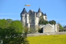 Chambres d'Hôtes Château de la Motte, 2 La Motte, 86230, Usseau