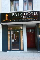 Fair Hotel Mönchengladbach City, Hindenburgstr. 175, 41061, Mönchengladbach