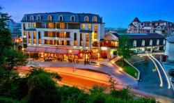 Retro Hotel, 7 Osvobozhdenie Blvd., 6300, Haskovo