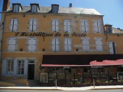Hostellerie De La Poste, 9 Place Emile Zola, 58500, Clamecy